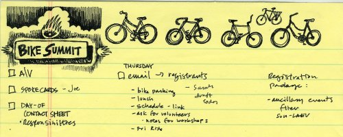bicycle marginalia