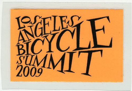 a bike summit spoke card